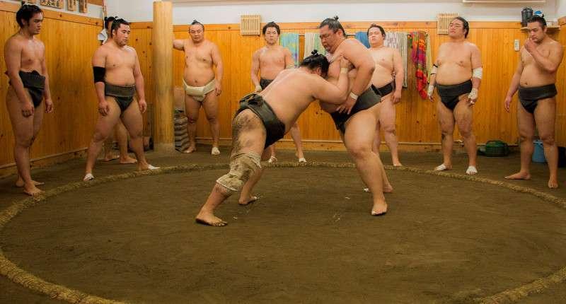 Sumo Training Class